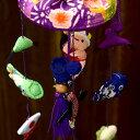 【京都のつるし飾り ちりめん 5本3個つるし 卓上タイプ】つるし雛 誕生日 端午の節句 鯉のぼり こいのぼり かぶと …
