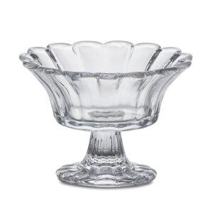 グラスカップ クリアグラス 食器 カップ コップ ガラス サンデーカップ 90cc レトロ アンティーク 食卓 ゼリー ヨーグルト アイスクリーム プリン パフェ カフェ デザートカップ インテリア