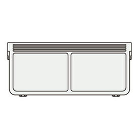 【正規品】仕切板DV-A4N