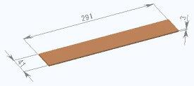 【正規品】電動パンチVS-15・25用刃受けファイバー