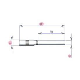 【正規品】VS-55型用 替キリ(穴径8mm)