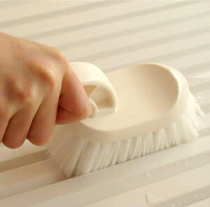 ナチハマ バスブラシ [お風呂掃除 浴室掃除用ブラシ]