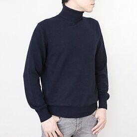 【UTO メンズ】 タートルネック セーター カラー 20色 最高級カシミア カシミヤ100% 日本製