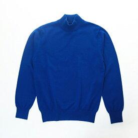 【UTO メンズ】 ハイネック セーター カラー 20色 最高級カシミア カシミヤ100% 日本製