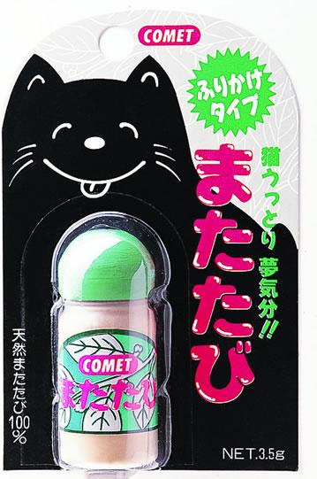 COMET(コメット) またたび ふりかけタイプ 3.5g 【キャットフード/ふりかけ・トッピング/猫用おやつ/猫のおやつ・猫のオヤツ・ねこのおやつ】【猫用品/猫(ねこ・ネコ)/ペット・ペットグッズ/ペット用品】