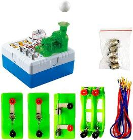 【即納・全国送料無料】 電気実験 電子回路 キット 工作キット こども 理科実験 回路実験 (フロート)