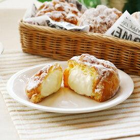 【送料込】会津山塩のシュークリーム6個入【キャッシュレス5%還元対象】ふくしまプライド