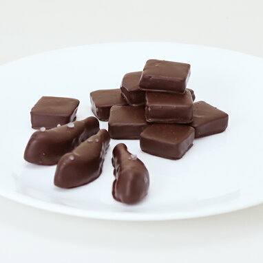 めひかり塩チョコ&紅玉林檎チョコ各1箱