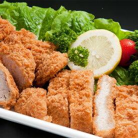 【送料込】SPF三元豚とんかつセット 冷凍 ロース5枚 ヒレ8枚