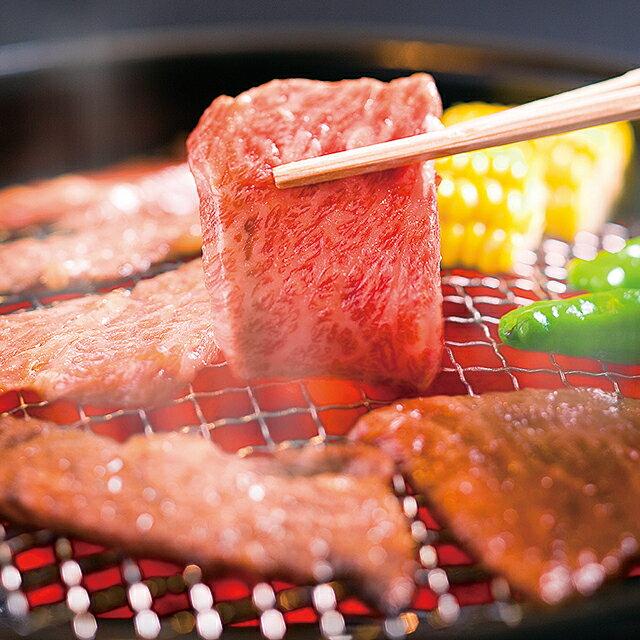 福島牛和牛ロース贅沢焼肉用
