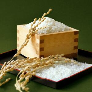会津の厳選米セット 紙袋4kg(各2kg)