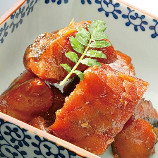 棒たら甘露煮 上質の棒鱈を時間をかけて煮込んだ会津の伝統食