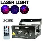 LS-Z08RBステージライトリモコン付きレーザーライト照明LED演出派手舞台レッドブルー