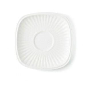 (hoyara)ソーサー 白磁 5個セット
