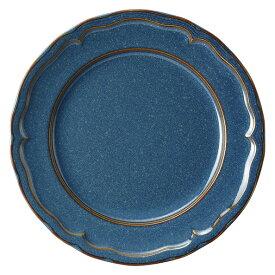 【業務用食器】クリスタ・更紗 25cmディナー【ホテル】【レストラン】【カフェ】