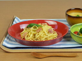 【赤い食器】コロール・レッド オーバルボールL【楕円皿】【深皿】【タパス皿】【おかず皿】【取皿】【スペインバル】【カフェ】