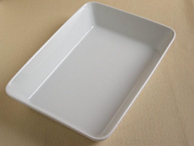 白32cmラザニア皿業務用【アウトレット】