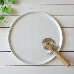 SYホワイト白磁28cmピザ皿【アウトレット】皿カフェおしゃれオシャレレストラン食洗機対応キッチン用品食器業務用大皿イタリアンパーティー