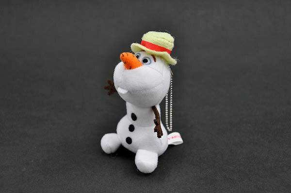 ★SALE20%OFF★ディズニー (Disney)「アナと雪の女王」ボールチェーン/オラフ(帽子)