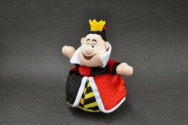 ディズニー (Disney)「ふしぎの国のアリス」ビーンズコレクション/ハートの女王[ヴィランズシリーズ] ぬいぐるみ