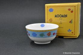 MOOMIN(ムーミン)MOOMIN BABY(ムーミンベビー)飯碗(ブルー)ノリタケ [Noritake]