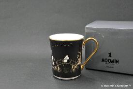 MOOMIN(ムーミン)-- ムーミン谷の彗星 --マグカップ[N-090L]ノリタケ [Noritake]