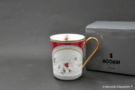 MOOMIN(ムーミン)-- ムーミン谷の夏まつり --マグカップ[N-092L]ノリタケ [Noritake]