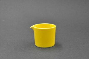 日常使いを提案するCommon 波佐見焼食洗機・電子レンジOK!ミルクピッチャー[100ml]イエロー[コモン][カフェ風][クリーマー][ミルク入れ]ミルクポット][ソース入れ][ドレッシング入れ][ドレッ