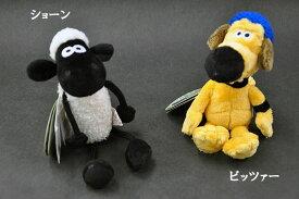 『ひつじのショーン』(Shaun the Sheep)【NICI】STS 羊のショーン クラシック ぬいぐるみ(S)【メール便不可×】
