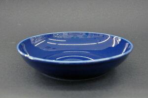 日常使いを提案するテーブルウェアシリーズCommon 波佐見焼食洗機・電子レンジOK!ボウル210mm(ネイビー)[21cm][コモン][パスタ皿][カレー皿][皿うどん][焼きそば皿][カフェ風]