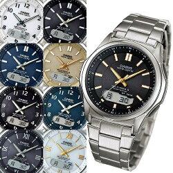 カシオ・電波ソーラー腕時計マルチバンド6(630D)【ソーラー電波腕時計】【CASIO】【メンズ】
