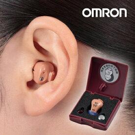 オムロン イヤメイトデジタル AK-10 2個セット(空気電池12個付) 【デジタル 補聴器 集音器 難聴 両耳】【敬老の日 ギフト】【送料無料】