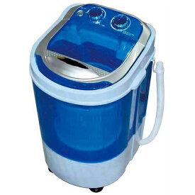 電動ミニ洗濯機 【コンパクト 小型 ポータブル 洗濯機 2kg 脱水 一人 暮らし】【送料無料】