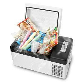 冷凍保冷庫(20リットル) 【 小型 冷凍庫 冷蔵庫 保温庫 車載 AC DC VS-CB020 】【送料無料】