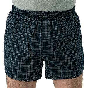 紳士用 失禁対策 トランクス (3枚組) - 軽失禁 尿モレ パンツ 50cc メンズ パンツ 下着 インナー 尿漏れパンツ 男性用 失禁パンツ 吸水パンツ 尿漏れ 尿漏れ対策 介護パンツ 介護下着 ちょい漏