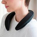 首かけ式ワイヤレス耳元スピーカー 【 ウェアラブル ネック スピーカー KABS-014B 】【送料無料】