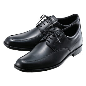 ミズノ・エクスライト楽シュー(UT)【Mizuno ビジネスシューズ 紳士靴 本革】