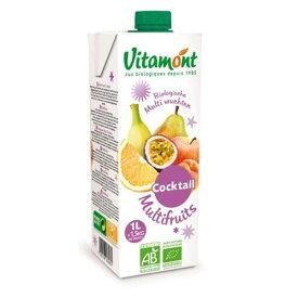ヴィタモント マルチフルーツジュース 1L