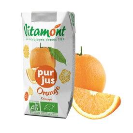 ヴィタモント オレンジジュース 200ml