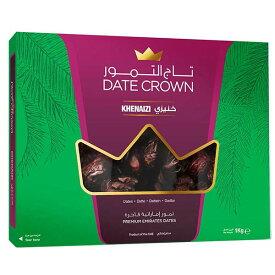 デーツクラウン(DATE CROWN) ドライデーツ クナイジ種 1kg 【サマーセール】