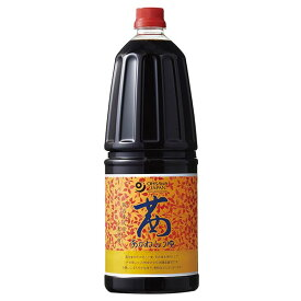 オーサワジャパン 茜醤油(ペットボトル) 1.8L