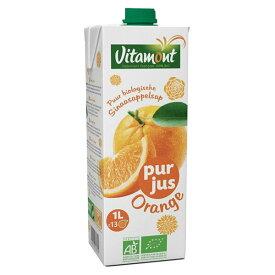 ヴィタモント オレンジジュース 1L