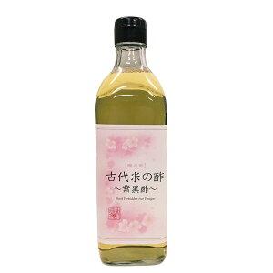 プレマシャンティ 古代米の酢 紫黒酢 500ml