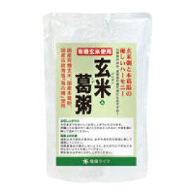 玄米&葛粥(200g)