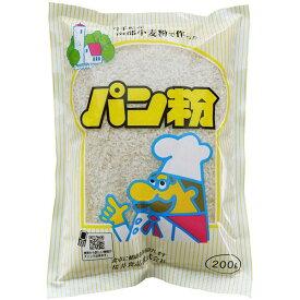 桜井 国内産・パン粉 200g