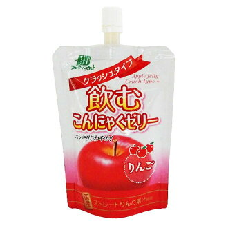 Drink fruit basket konjac jelly apples 130 g