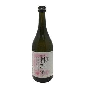 プレマシャンティ 愛と和 料理酒 720ml