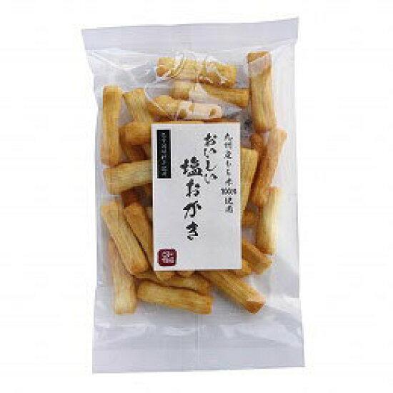 味道好的鹽年糕片70g Kyoto Uzumasa Shizenmura
