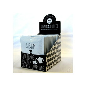 SISAM COFFEE 深煎 DripBox 10g(1杯分)×15袋