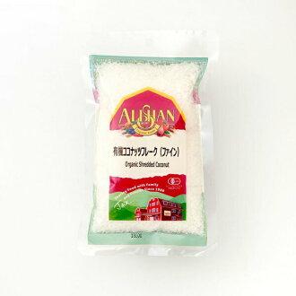 椰子片 (罚款) 100 g